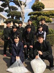 ※埼玉県立所沢北高等学校様にて撮影