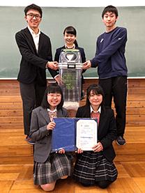 ※長野県屋代高等学校・附属中学校様にて撮影