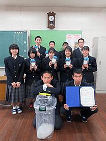 ※熊本県立水俣高等学校様にて撮影