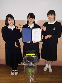※福山暁の星女子中学・高等学校様にて撮影