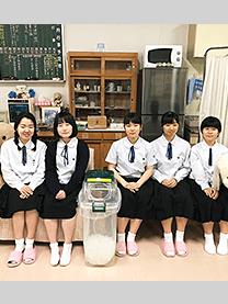 ※鹿児島純心女子中・高等学校様にて撮影