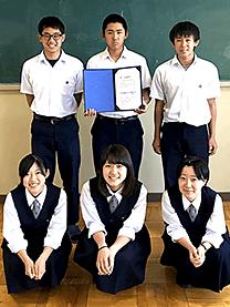 ※静岡県立湖西高等学校様にて撮影