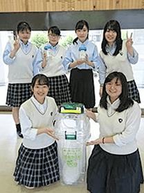 ※岡山県立西大寺高等学校様にて撮影
