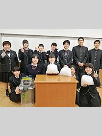 ※熊本県立南稜高等学校様にて撮影