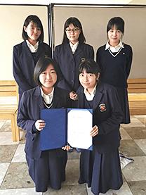 ※横浜雙葉中学・高等学校様にて撮影