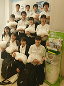 ※名古屋大学教育学部附属高等学校様にて撮影