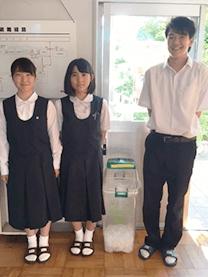 ※静岡県立浜松商業高等学校様にて撮影