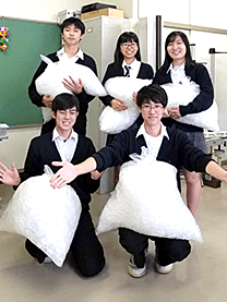 ※千葉県立小金高等学校様にて撮影