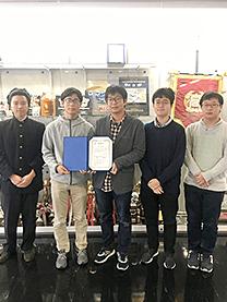 ※早稲田大学高等学院 環境プロジェクト様にて撮影