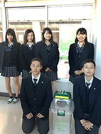 ※東京都立富士森高等学校様にて撮影