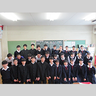 江戸川区立小岩第三中学校様